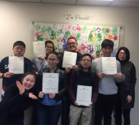 2018 Self Determination Academy Adult Group 2